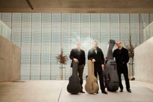 Opus Swing Trio @ Ti Ferm Bellevue