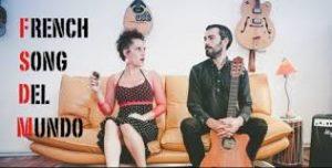 French Song del Mundo 14 juillet