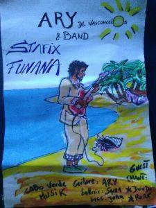 Ari de Vasconcelos and Band + Stafish Funana @ Ti Ferm Bellevue