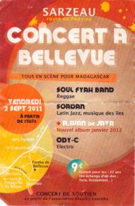 festival de Bellevue 2012 Ti Ferm Bellevue Musique du Monde